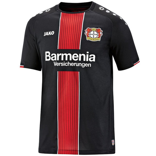 KIDS BAYER 04 LEVERKUSEN HOME JERSEY BA4218HK BLACK