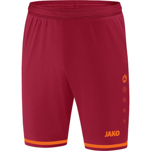 ADULT JAKO CAYS GK SHORTS RED ORANGE CAYS4429R