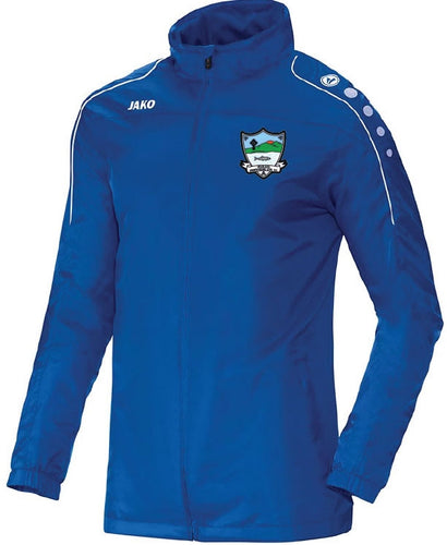 KIDS JAKO KILGLASS ENNISCRONE RAIN JACKET KE7401K ROYAL