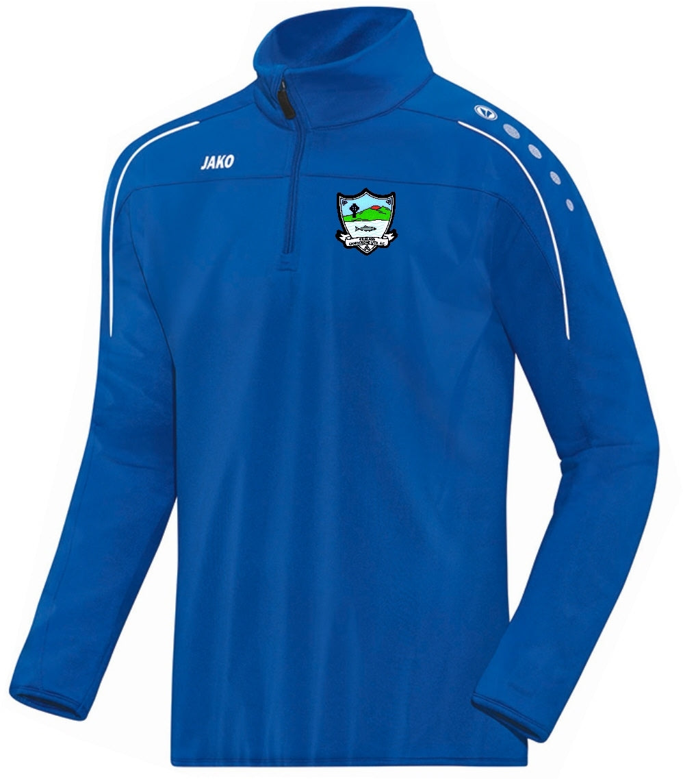 KIDS JAKO KILGLASS ENNISCRONE RAIN TOP KE7350K ROYAL
