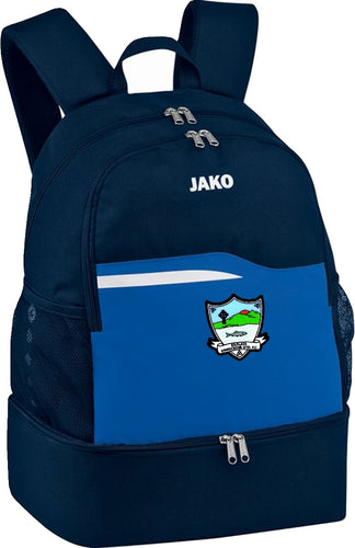 JAKO KILGLASS ENNISCRONE BACK PACK KE1818 ROYAL NAVY