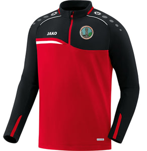 ADULT JAKO KENAGH UNITED ZIP TOP COMPETITION 2.0 KU8618