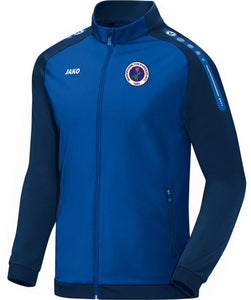 ADULT MANORHAMILTON RANGERS AFC CHAMP POLY JACKET MR9317 ROYAL NAVY