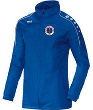 Load image into Gallery viewer, KIDS MANORHAMILTON RANGERS AFC TEAM RAIN JACKET MR7401K ROYAL