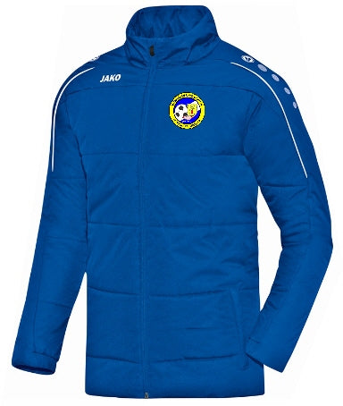 ADULT COACH JACKET MC7150 ROYAL
