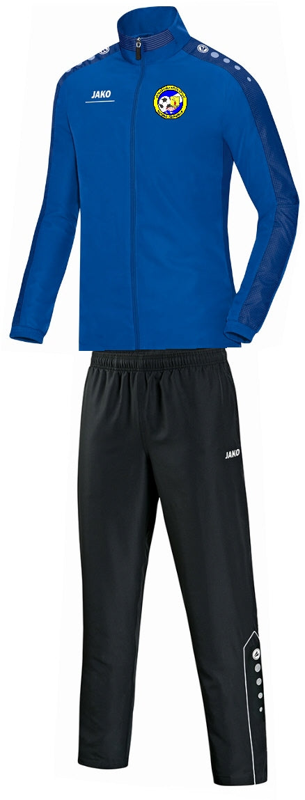 KIDS MCFP PRESENTATION TRACKSUIT MC9816K ROYAL