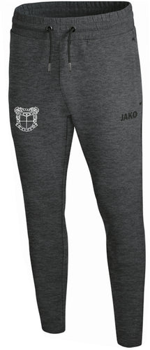 ADULT JAKO MEPHAM SOCCER JOG PANTS ANTHRACITE MS8429
