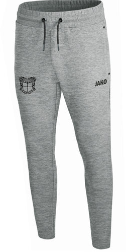 ADULT JAKO MEPHAM SOCCER JOG PANTS GREY MS8429G