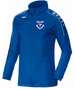 ADULT MERVILLE UNITED RAIN JACKET MU7401 ROYAL