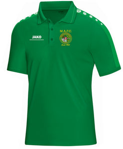 KIDS MULLINGAR ATHLETIC POLO MA6316K GREEN