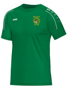 KIDS MULLINGAR ATHLETIC TSHIRT MA6150K GREEN