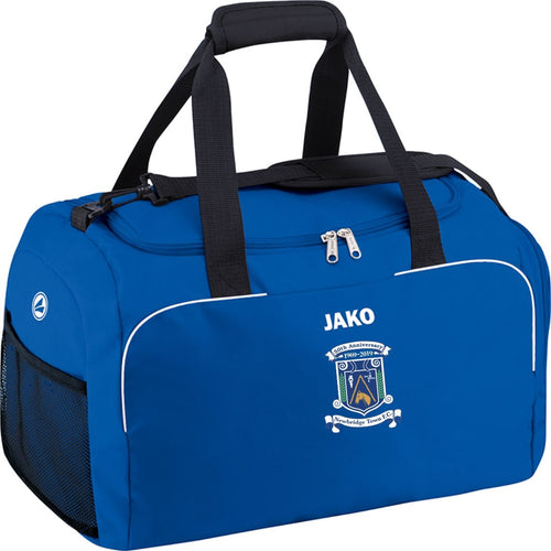 JAKO NEWBRIDGE TOWN FC SPORTS BAG NT1950 ROYAL
