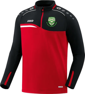 ADULT JAKO SALLYNOGGIN PEARSE ZIP TOP SP8618