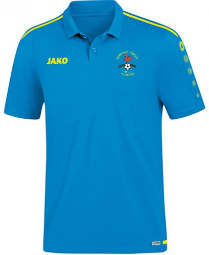 ADULT JAKO NORTHEND UNITED POLO NE6319