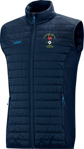 ADULT JAKO NORTHEND UNITED QUILTED VEST NE7005