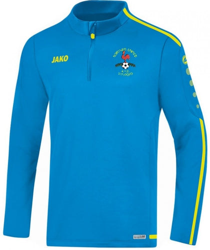 KIDS JAKO NORTHEND UNITED ZIP TOP NE8619K