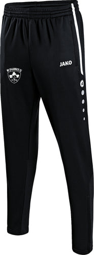 NY SHAMROCK SC JAKO COACH TRAINING PANTS NYS8495 BLACK