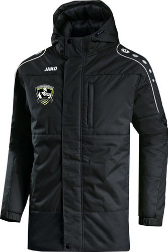 ADULT JAKO O'DONOVAN ROSSA COACH JACKET ACTIVE OR7197