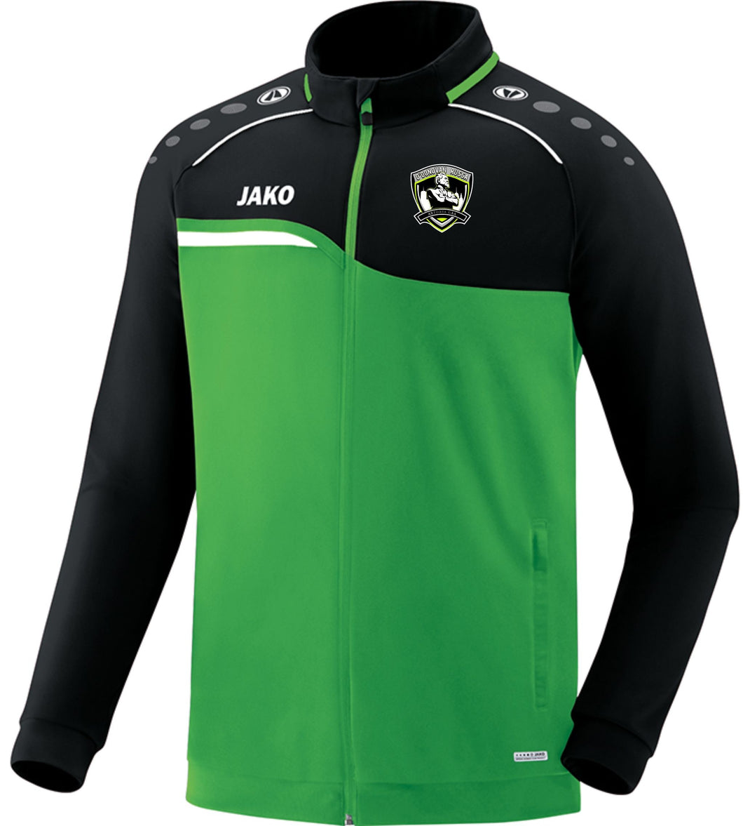 ADULT JAKO O'DONOVAN ROSSA POLYESTER JACKET COMPETITION 2.0 OR9318