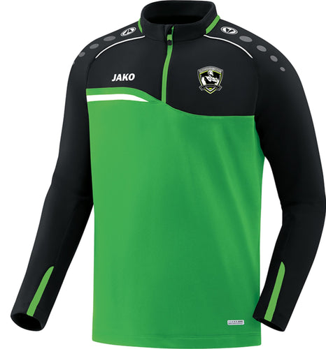 ADULT JAKO O'DONOVAN ROSSA ZIP TOP COMPETITION 2.0 OR8618