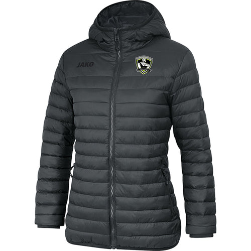 LADIES JAKO O'DONOVAN ROSSA QUILTED JACKET OR7204L