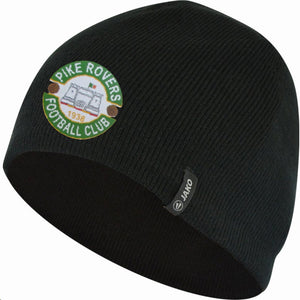 ADULT JAKO PIKE ROVERS BEANIE PR1222 BLACK