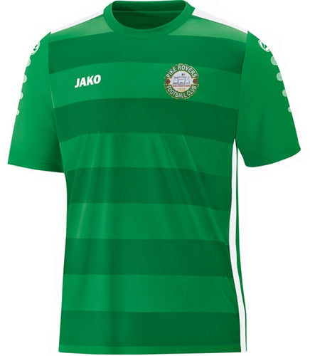 ADULT JAKO PIKE ROVERS TRAINING JERSEY PR4205 GREEN