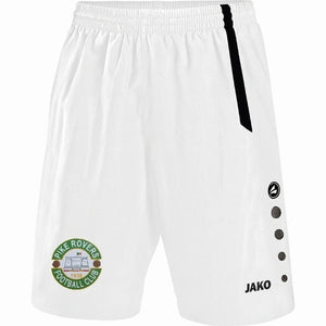 ADULT JAKO PIKE ROVERS REPLICA SHORTS PR4462 WHITE