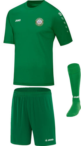 ADULT JAKO PIKE ROVERS TRAINING PACK PR4444A GREEN