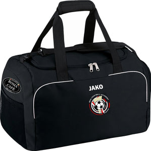 JAKO REAL ACADEMY COACH BAG RFA1950 BLACK