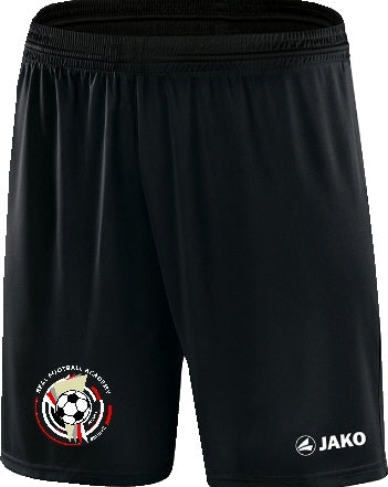 KIDS JAKO REAL FA TRAINING SHORTS RFA4412K BLACK