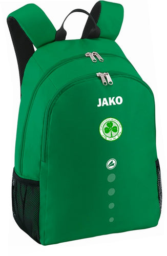 SEATTLE CELTIC BACKPACK SC1872 GREEN