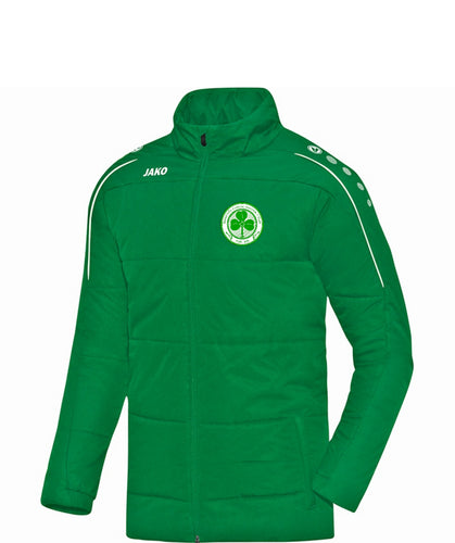 ADULT SEATTLE CELTIC COACH JACKET SC7150