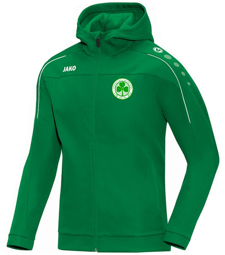 KIDS SEATTLE CELTIC HOODY SC6850K SPORTS GREEN