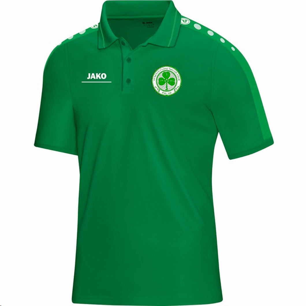 ADULTS SEATTLE CELTIC POLO SC6316 GREEN