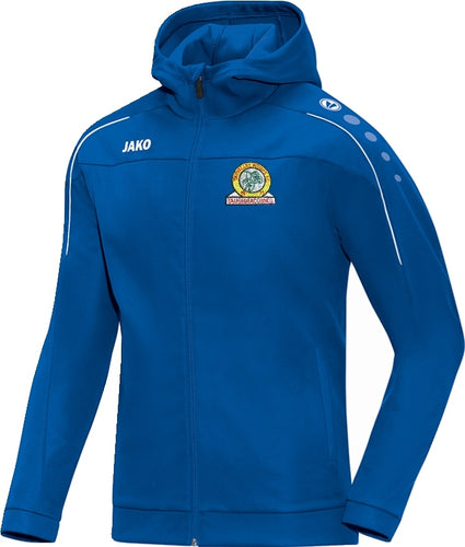 KIDS JAKO SKY VALLEY ROVERS HOODY SVR6850K ROYAL