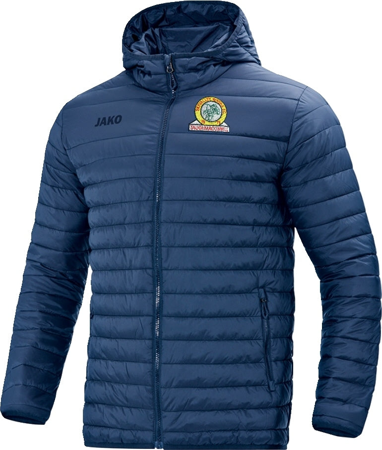 ADULT JAKO SKY VALLEY ROVERS QUILTED JACKET SVR7204 NAVY