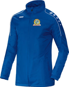 ADULT JAKO SKY VALLEY ROVERS RAIN JACKET SVR7401 ROYAL