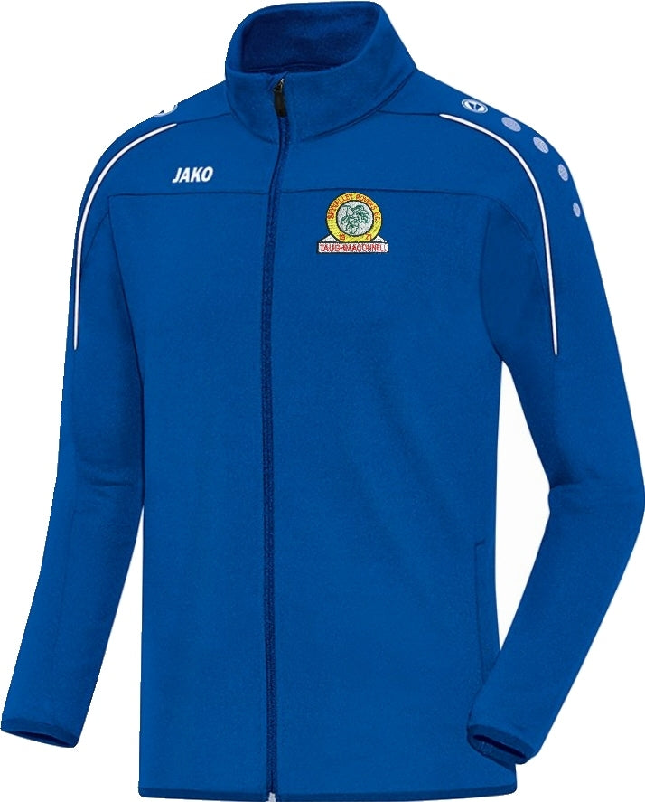 ADULT JAKO SKY VALLEY ROVERS TRAINING JACKET SVR8750 ROYAL