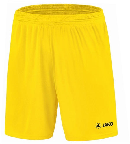 KIDS JAKO SKY VALLEY ROVERS SHORTS SVR4400K YELLOW