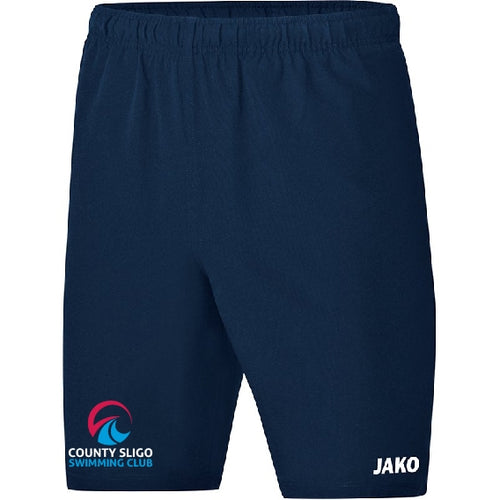 ADULT COUNTY SLIGO SWIM CLUB SHORTS CSSC6250 NAVY