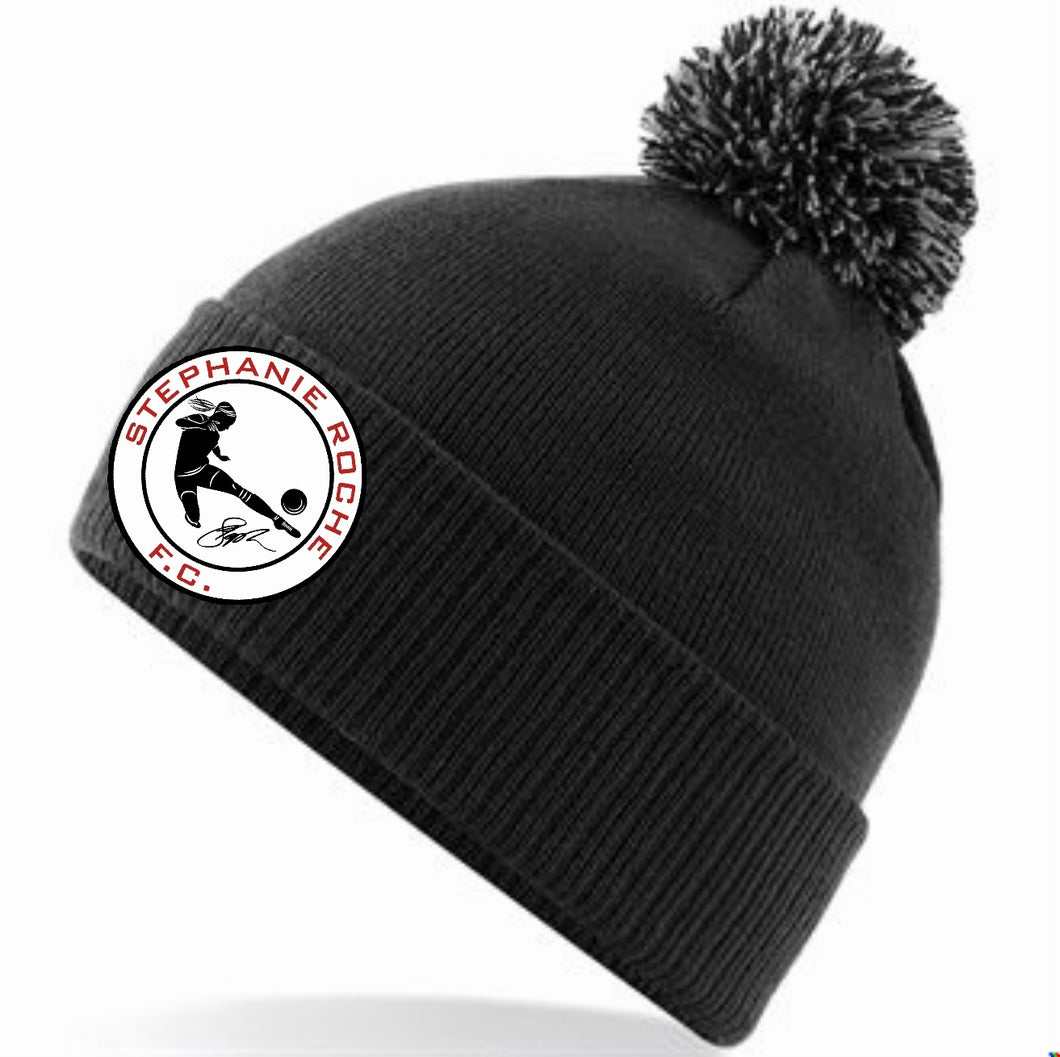 JAKO STEPHANIE ROCHE FC BOBBLE HAT STRO1111 BLACK