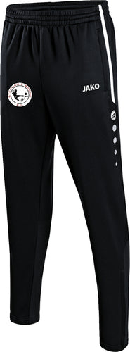 ADULT STEPHANIE ROCHE FC TRAINING PANTS STRO8495 BLACK