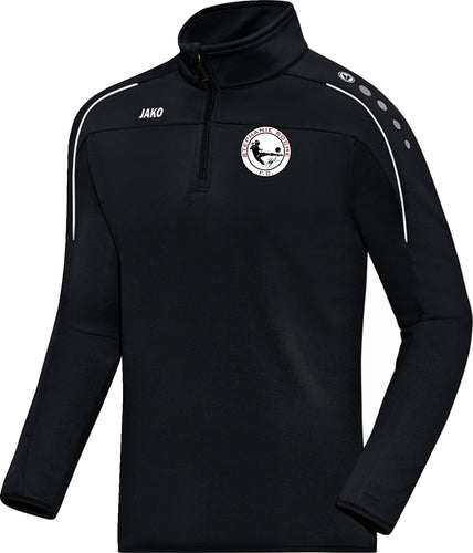 ADULT JAKO STEPHANIE ROCHE FC ZIP TOP STRO8650 BLACK