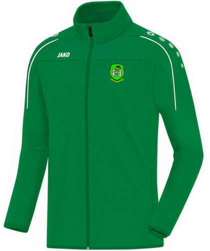 Kids JAKO Castleknock Celtic Training Jacket CKC8750K