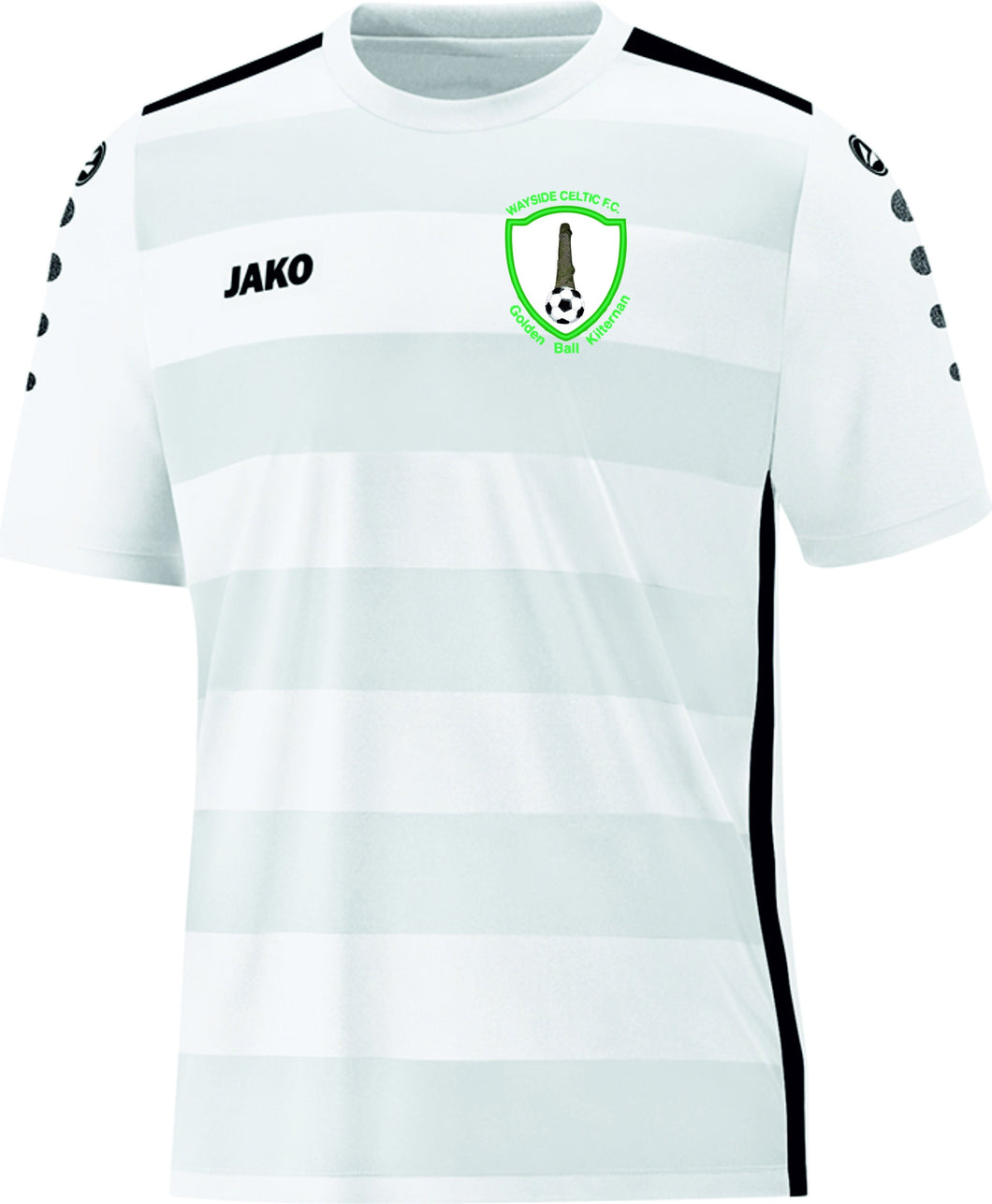 ADULT JAKO WAYSIDE CELTIC AWAY REPLICA JERSEY WC4205A