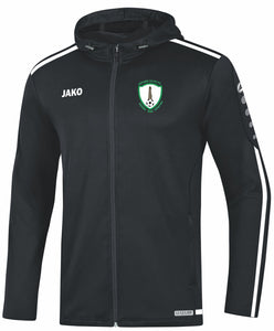 ADULT JAKO WAYSIDE CELTIC HOODY WC6819 BLACK