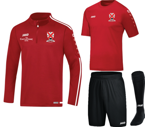 Adult Westport United FC Training Pack WP1111