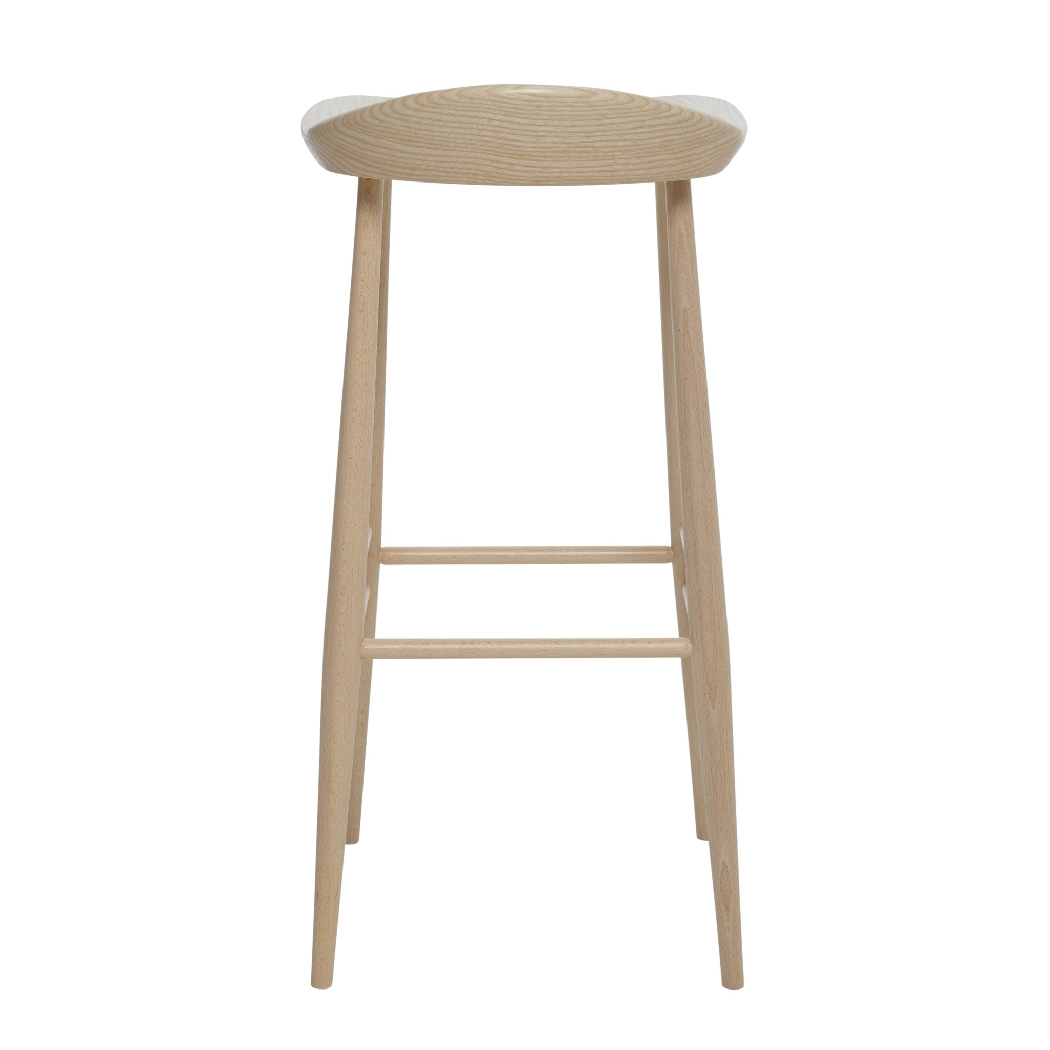 Originals Bar Stool With Back By Ercol Haus