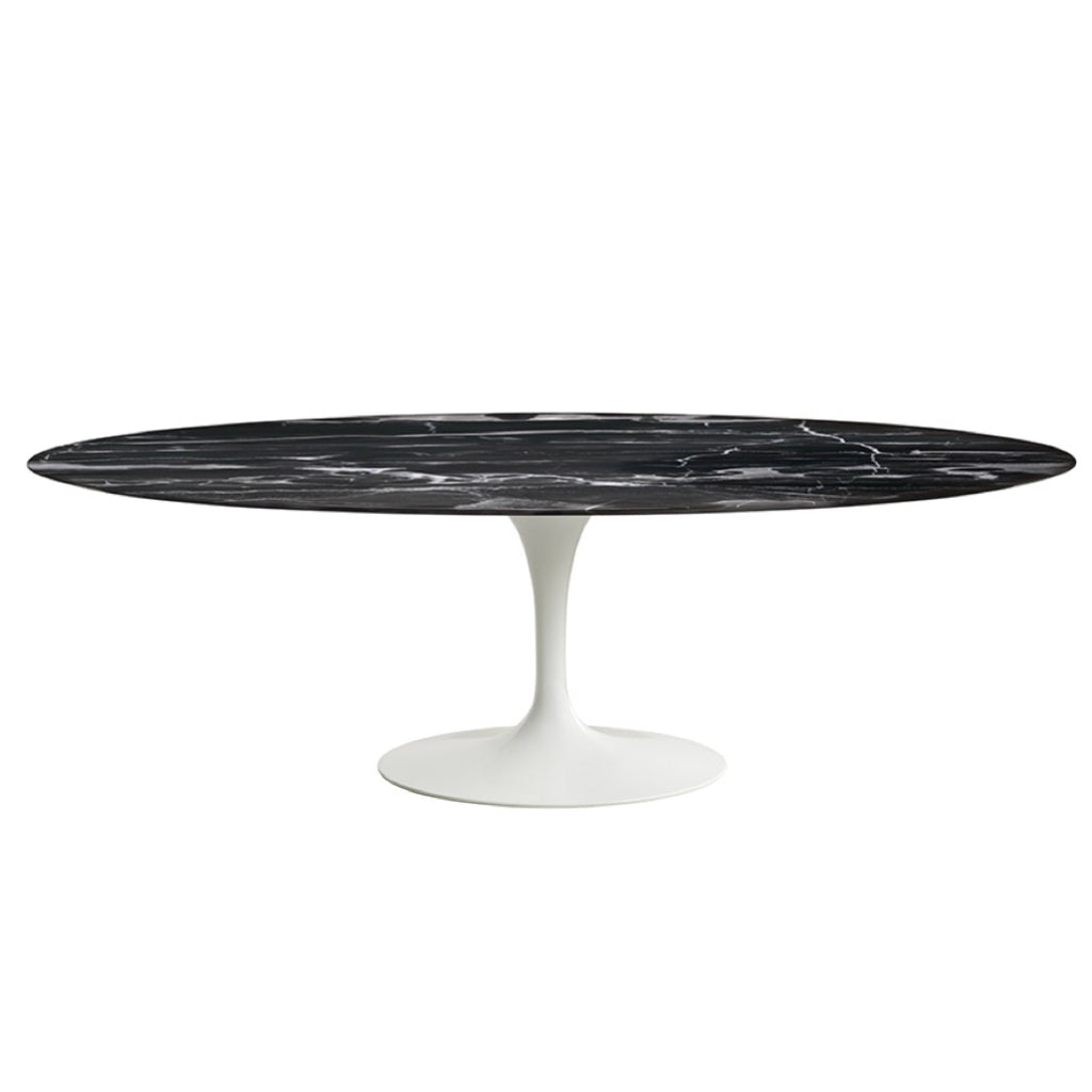Tulip Oval Dining Table. Knoll